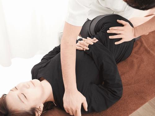 産後の骨盤矯正でゆがみを治す